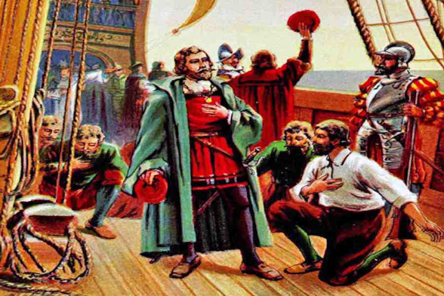 Columbus Day: A Unit Study