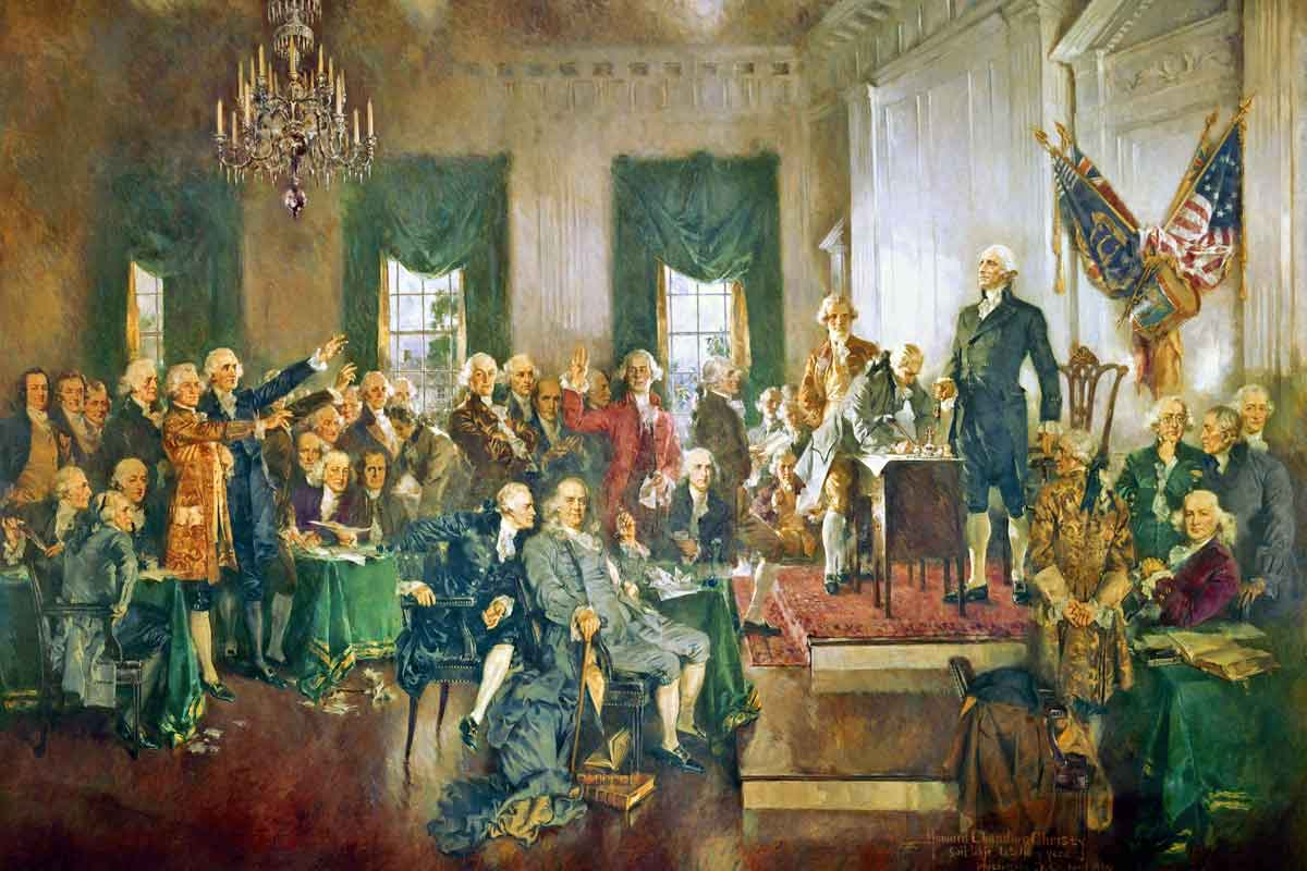 Constitution Day: A Unit Study