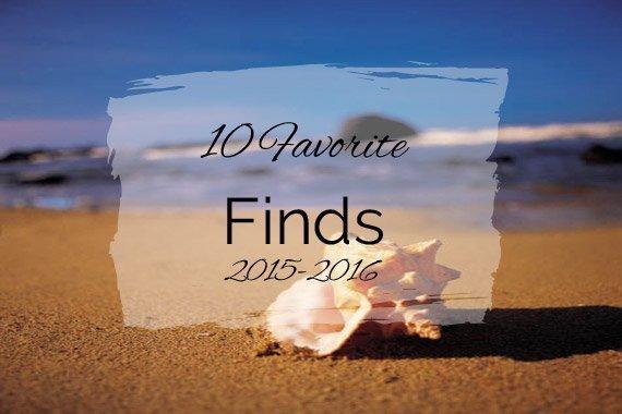 10 Favorite Finds {2015–2016}