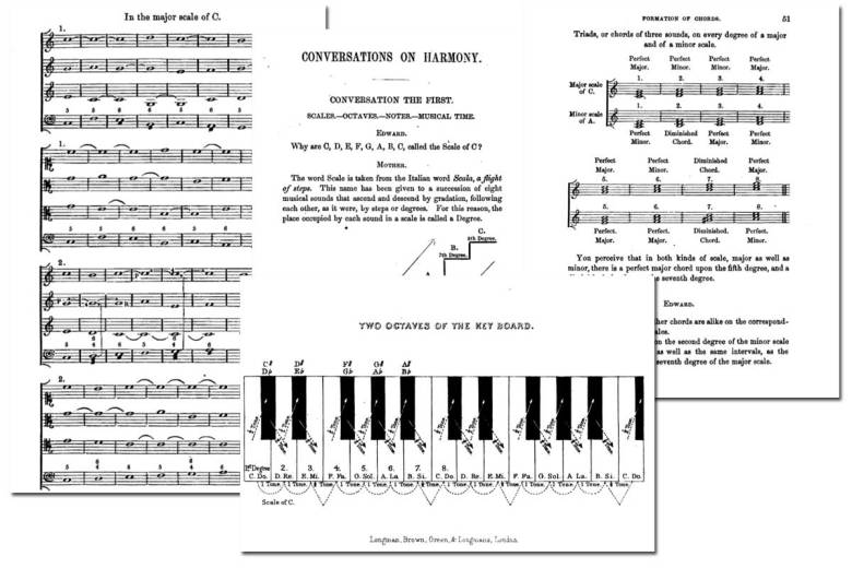 Conversations on Harmony {Free eBook}