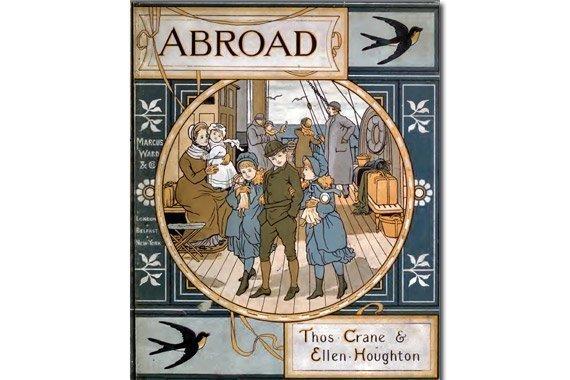 Abroad {Free eBook}