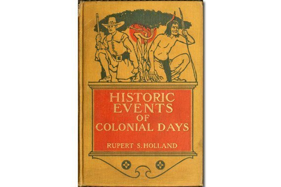 Historical Events of Colonial Days {Free eBook}