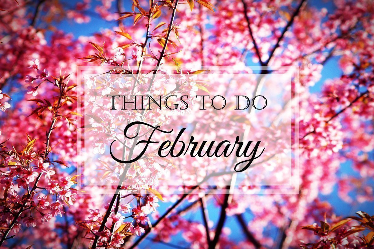 Things to Do: February