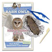 Owl Pellet Dissection Lab