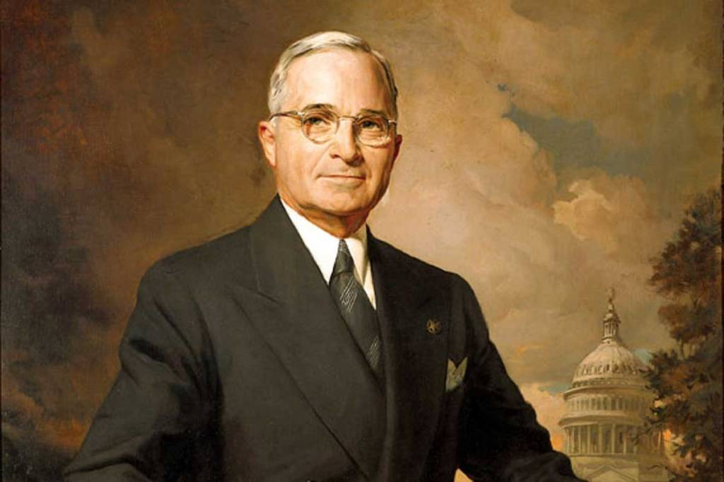 Harry S. Truman: A Unit Study