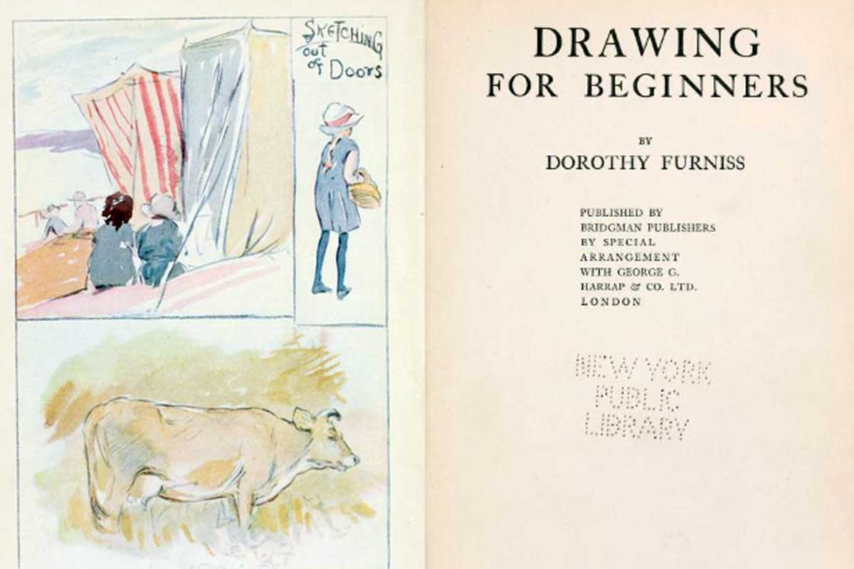 Drawing for Beginners {Free eBook}