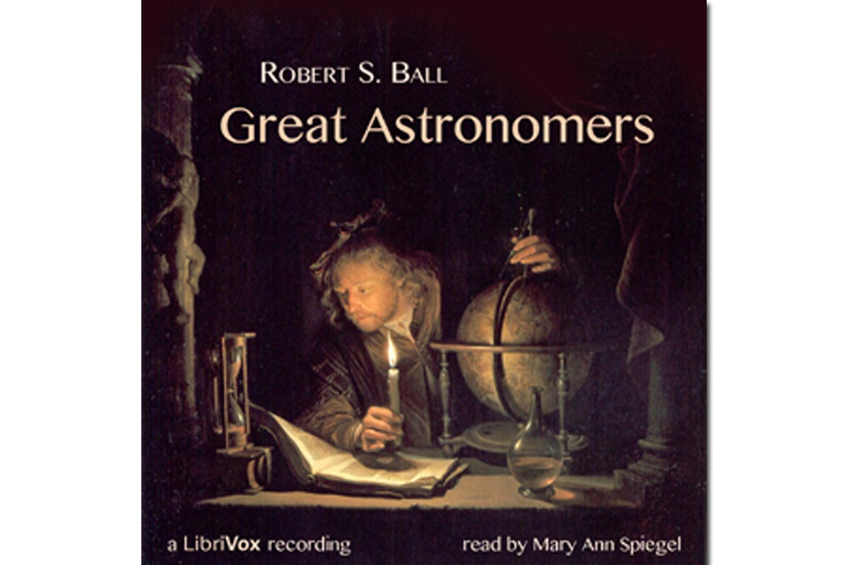 Great Astronomers {Free eBook}