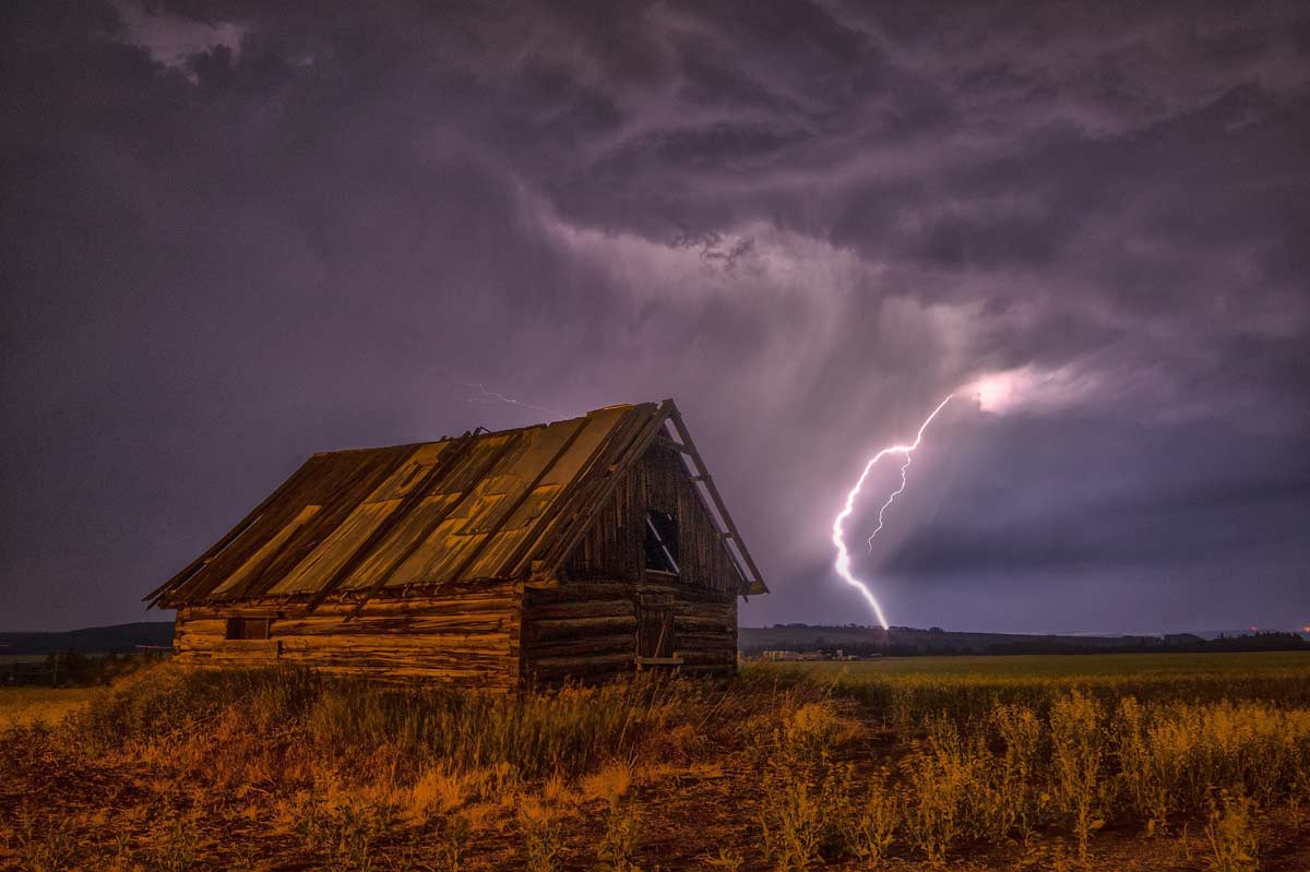 """""""A Thunder Storm"""" by Susan Coolidge"""