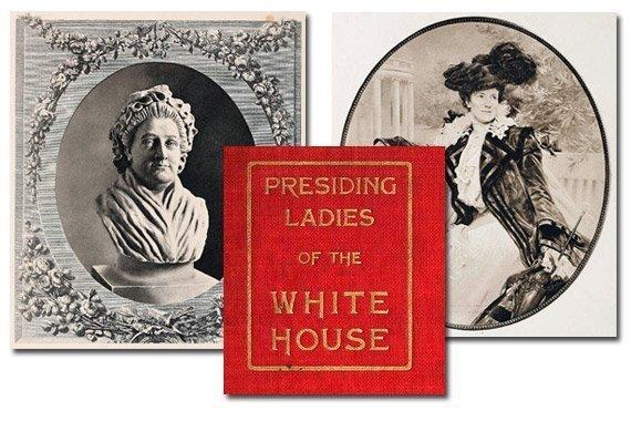 Presiding Ladies of the White House {Free eBook}