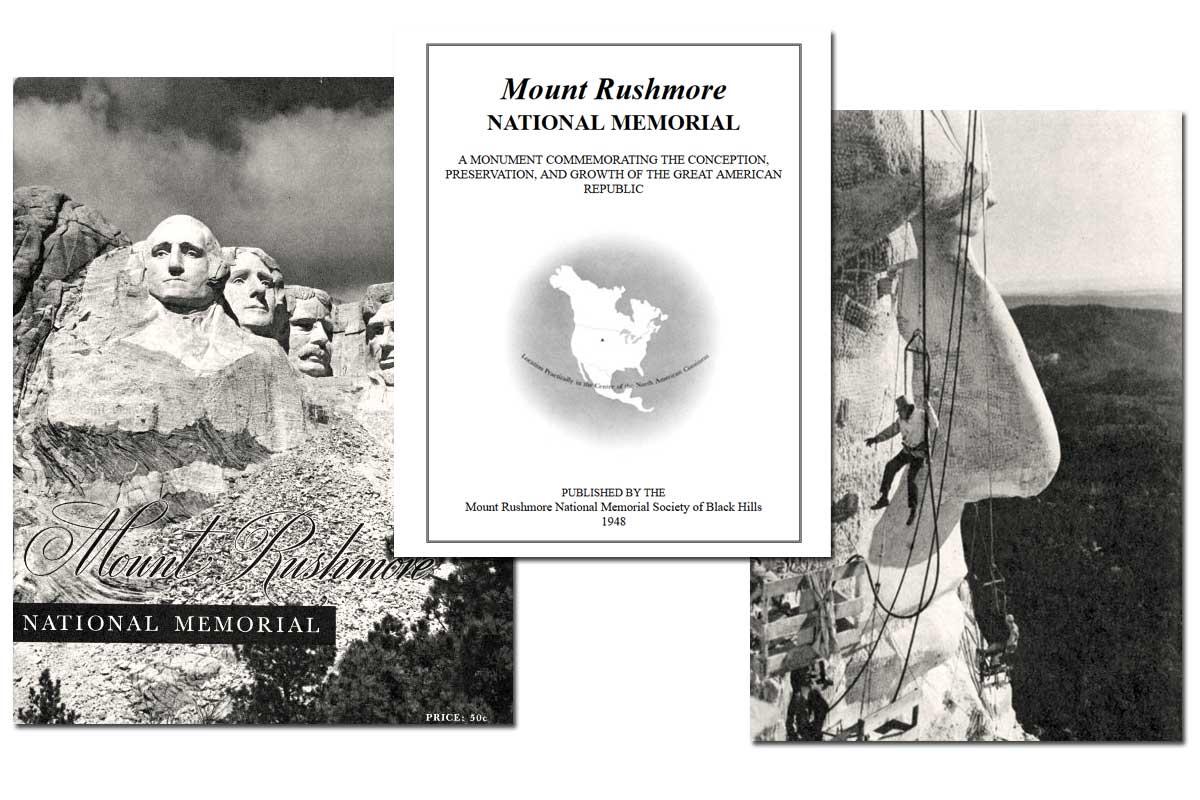 Mount Rushmore National Memorial {Free eBook}