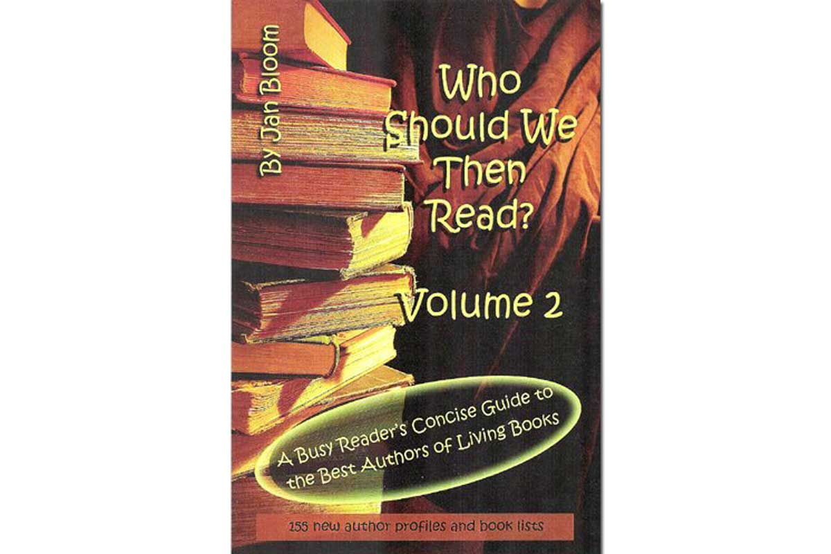 Review: Who Should We Then Read?