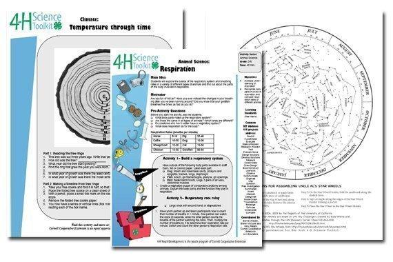 4-H Science Toolkit {Free}