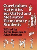 Curriulum Activities for Gifted and Motivated