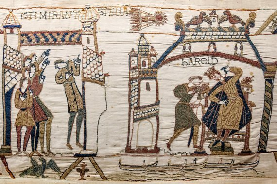 The Bayeux Tapestry: A Unit Study