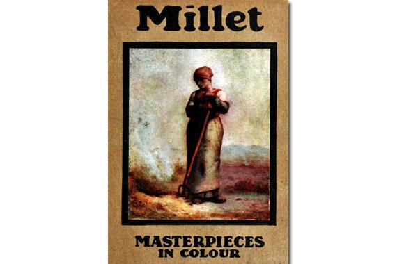 Millet: Masterpieces in Colour {Free eBook & Go-Alongs}