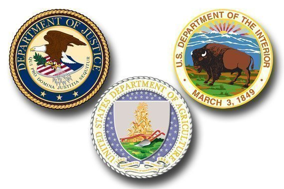 Free Civics Studies Lesson 10: The Departments of Justice, Interior, & Agriculture