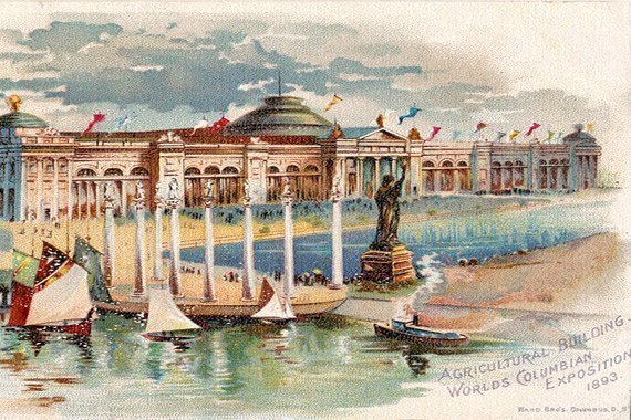 Chicago World's Fair: A Unit Study