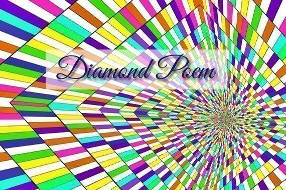 Activity: Diamond Poem {Parts of Speech Practice}