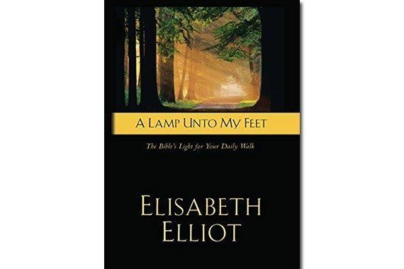 A Lamp Unto My Feet Devotional by Elisabeth Elliot {$1.99}
