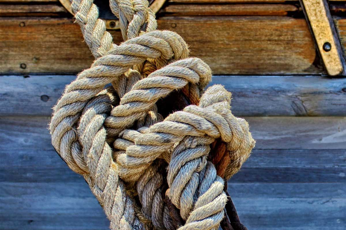 Summer Fun Activity: Tying Knots!