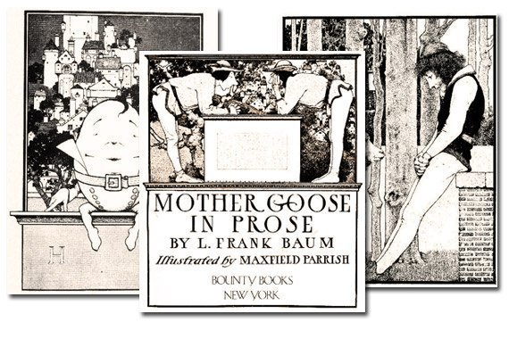 Mother Goose in Prose {Free eBook}