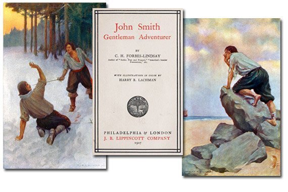 Captain John Smith {Free eBook}