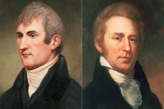 Free History Studies: Lewis & Clark