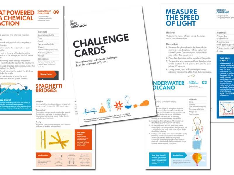 Summer Fun Activity: Stem Challenge Cards