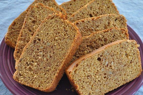 Banana Bran Nut Bread