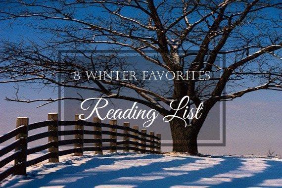 8 Winter Reading List Favorites