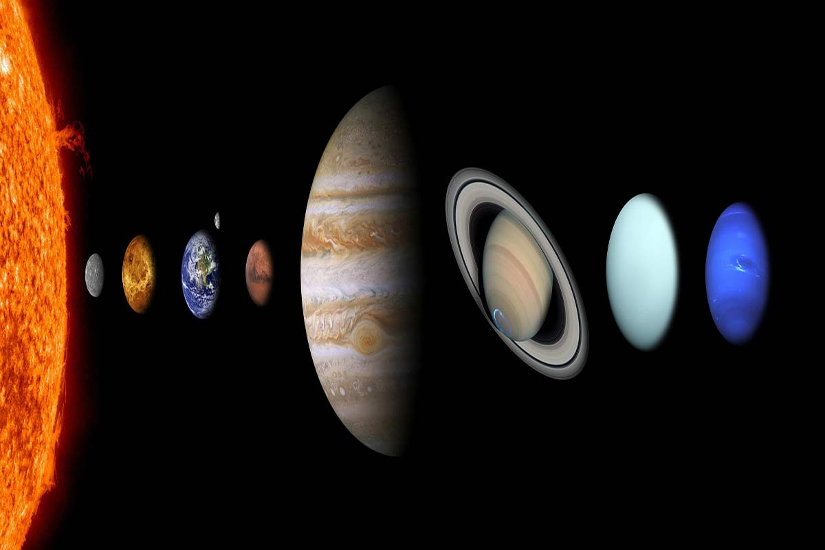 Free Nature Studies: The Solar System
