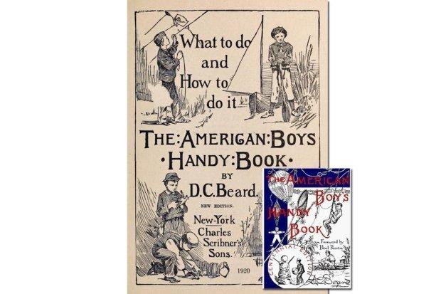 The American Boys Handy Book {Free eBook}