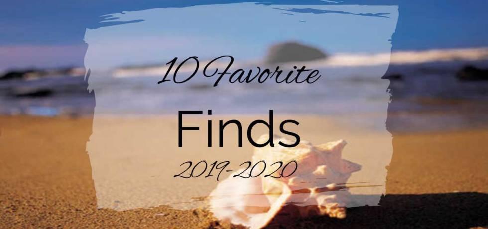 10 Favorite Finds {2019–2020}