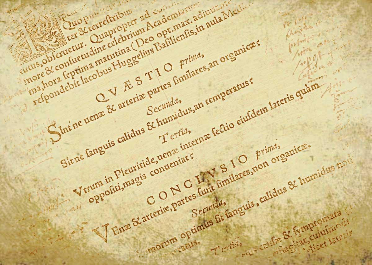Free Beginners' Latin Tutorial