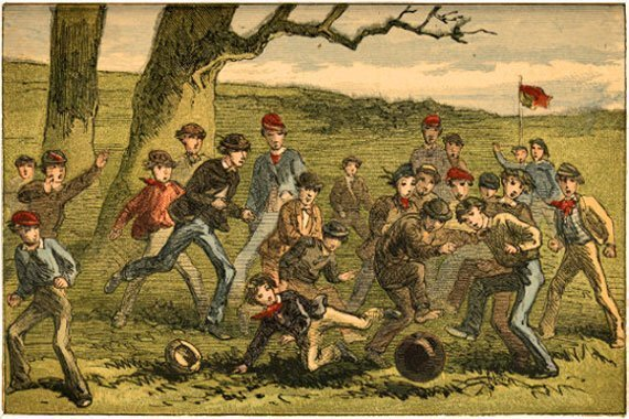 Boy's Sports & Amusements Encyclopedia {Free}