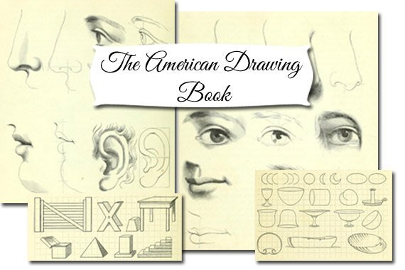 The American Drawing Book {Free eBook}