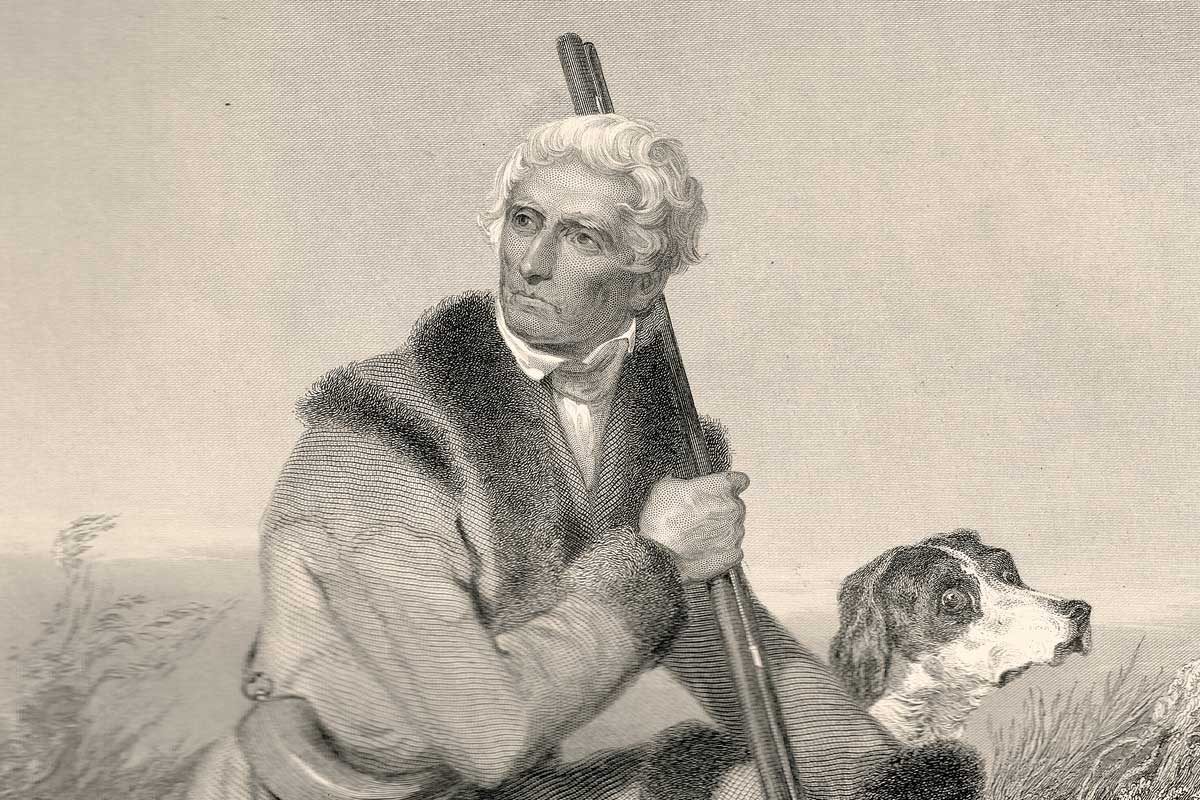 Free History Studies: Daniel Boone
