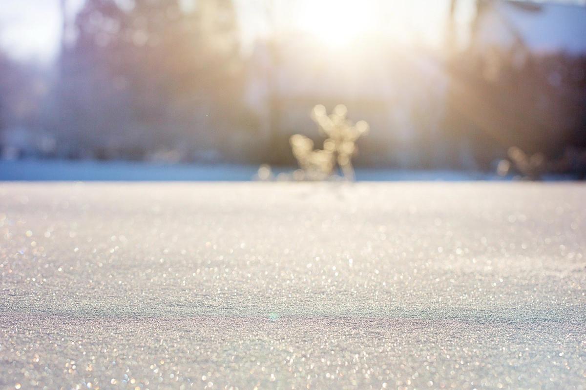 """It Snows"" by Sarah Josepha Buell Hale"