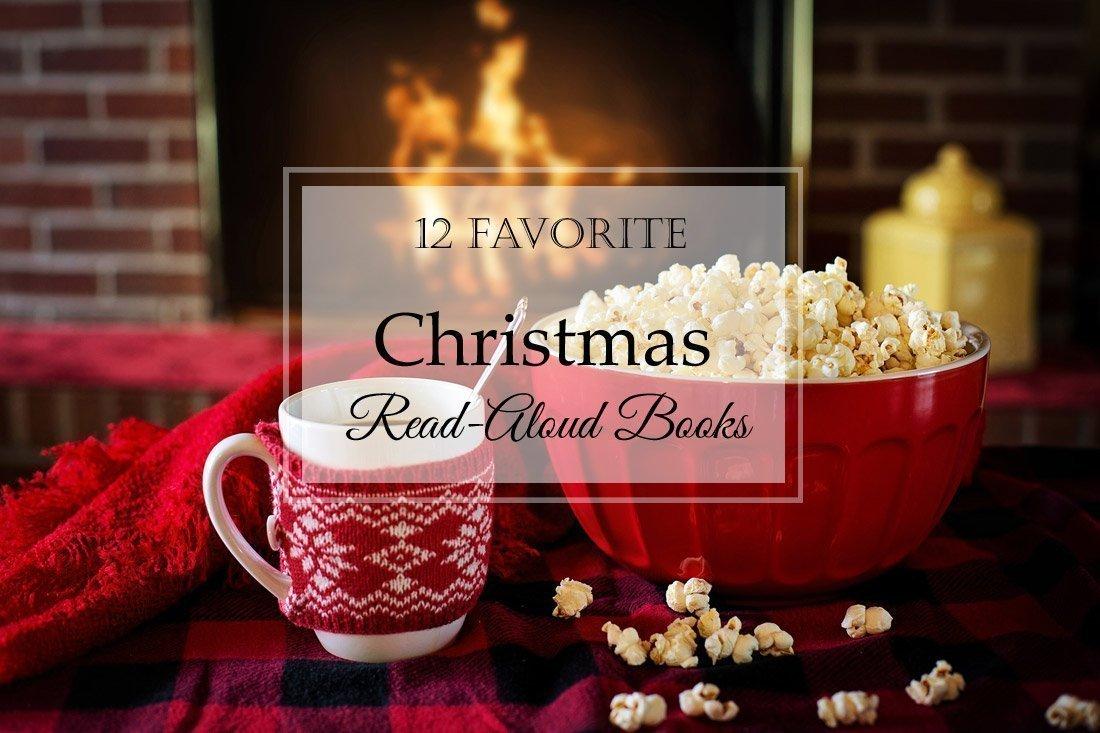 12 Favorite Christmas Read-Aloud Books