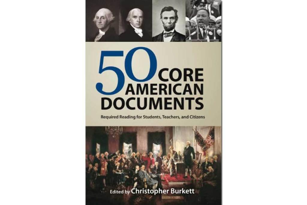 50 Core American Documents ~ Free eBook