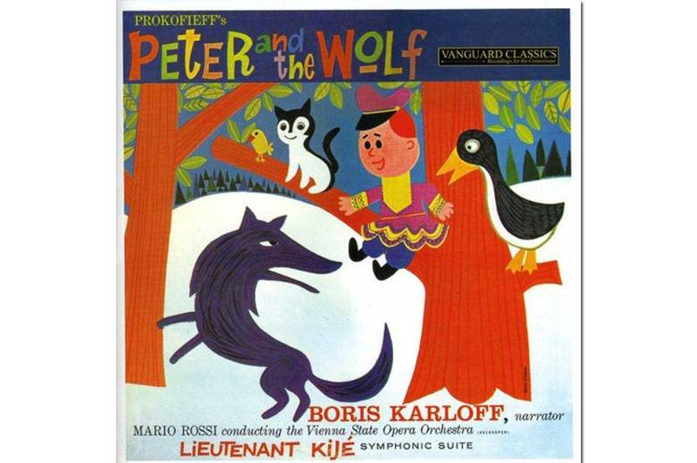 Peter and the Wolf: A Unit Study