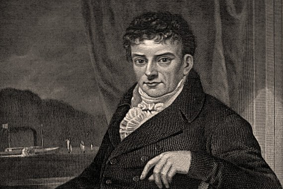 Free History Studies: Robert Fulton