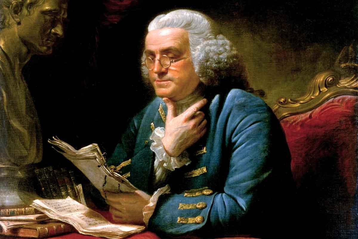 Free History Studies: Benjamin Franklin {Part 1}