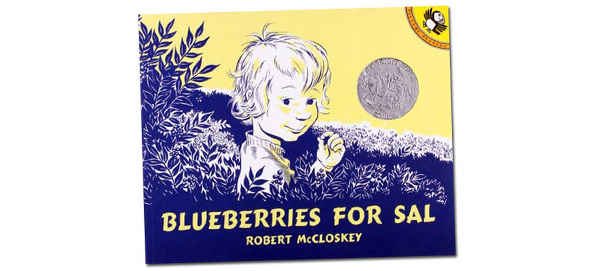 Blueberries for Sal {Book Activities}