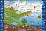 Water Cycle Poster & Placemat {Free!}