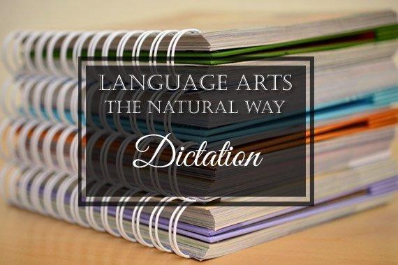 Language Arts the Natural Way: Dictation