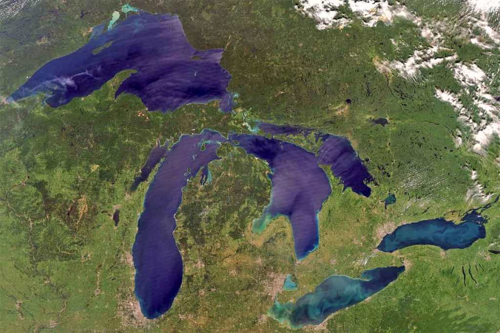 La Salle and the Great Lakes: A Unit Study