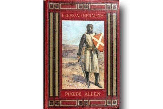 Peeps at Heraldry {Free eBook}