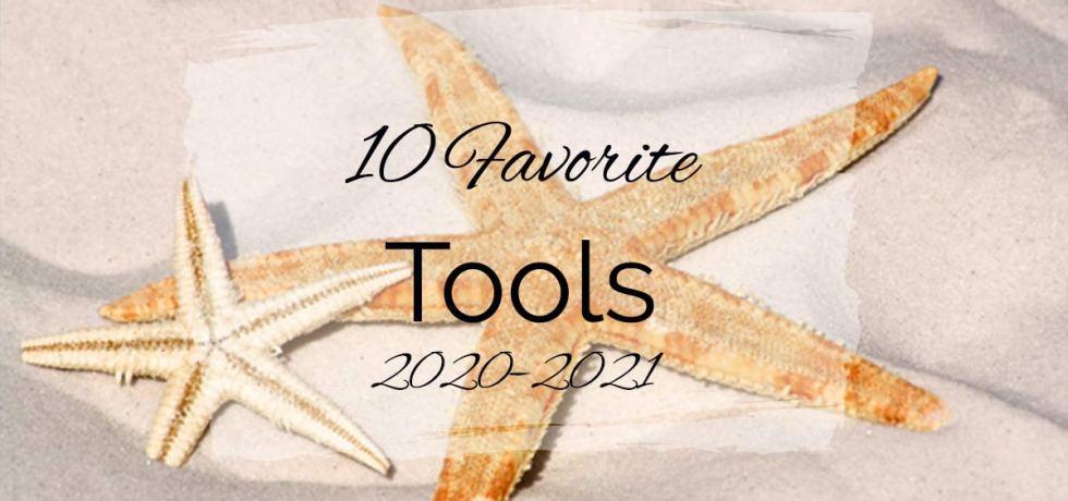 10 Favorite Tools {2020–2021}