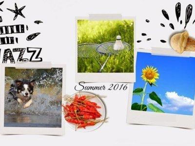 Summer Fun Activity: Photographic Wrap-Up